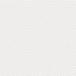 White napkin texture. Vector illustration.