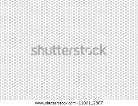 white net sportswear fabric textile pattern seamless background vector illustration
