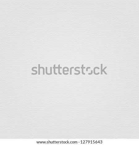 White paper texture - stock vector