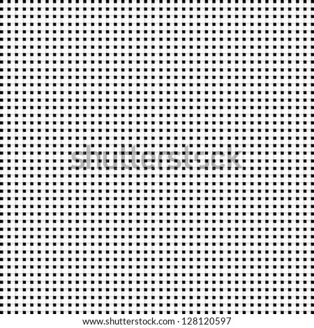 White paper texture or background with black and white squares