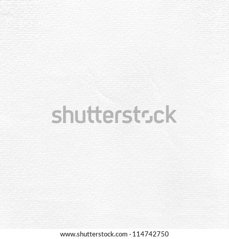 White paper watercolor texture with damages, folds and scratches. Vintage empty grayscale background with space for text. This vector illustration clip-art design element saved in 8 eps