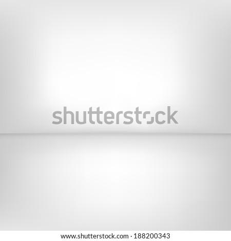 White photo studio