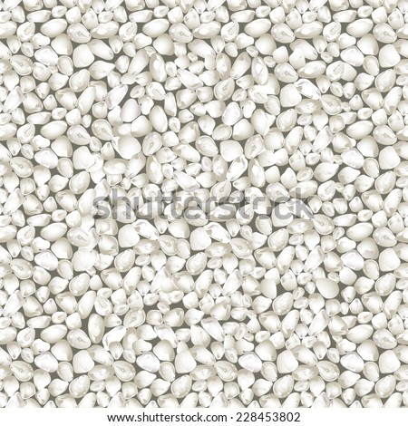 white sand texture in a