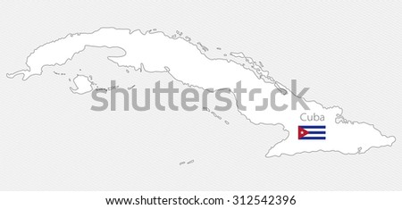 Free Vector Map Of Cuba Free Vector Art At Vecteezy - Where is cuba on a map