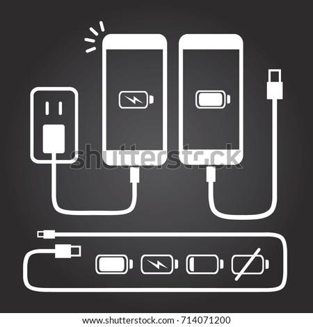 white smart phone   iphone