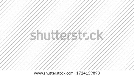 White striped background, soft diagonal stripes. Can be used for presentations, brochures. Stock Vector illustration