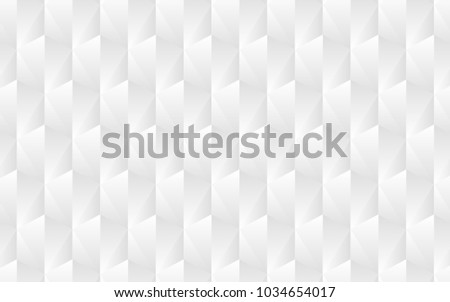 white texture geometric pattern 3 d modern background