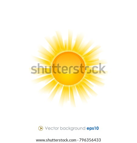 white vector background with