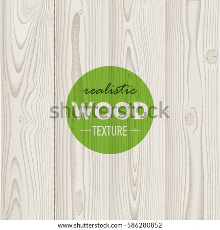 White wood background, texture