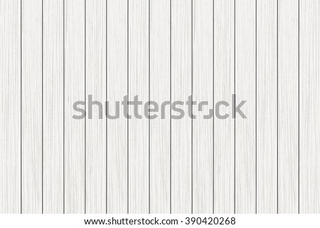 white wood panels used as