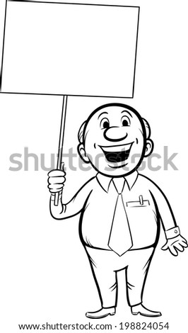 Royalty Free Hand Drawing Cartoon Character Happy 220046134 Stock