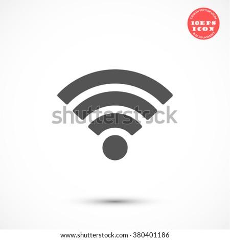 Wi fi Icon #380401186