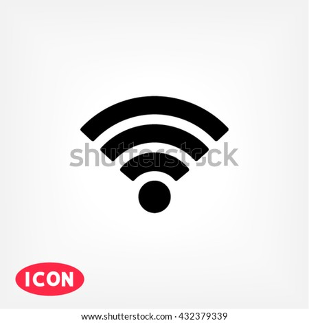 Wi fi Icon #432379339