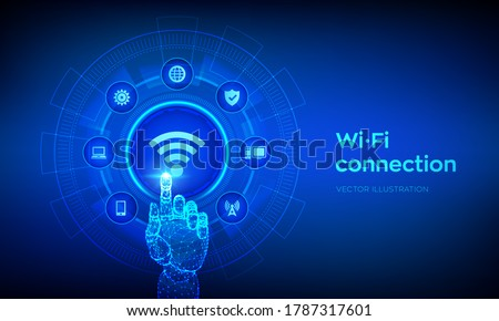 wi fi wireless connection