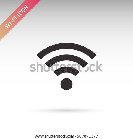 Wifi icon #509891377