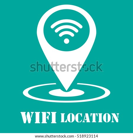 Wifi pointers free vector 123freevectors for Localisation wifi