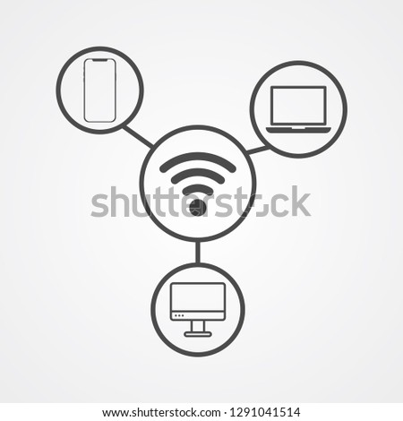 Diagram Of Wifi