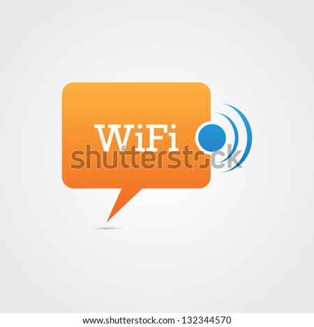 Wifi Speech Bubble