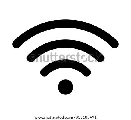 free wi fi vector icon download free vector art stock graphics rh vecteezy com wifi vector icon illustrator wifi icon vector free