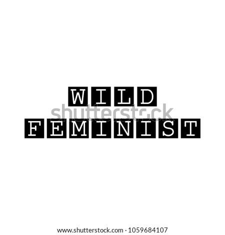 wild feminist modern