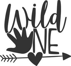 Wild One - Baby design