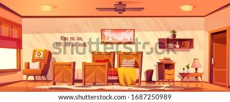 wild west bedroom empty
