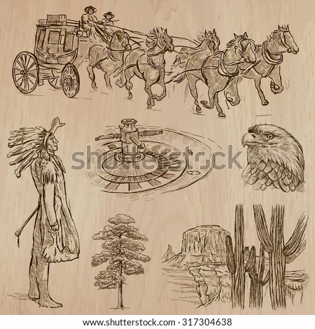 wild west collection of an