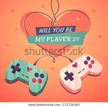 will you be my player two