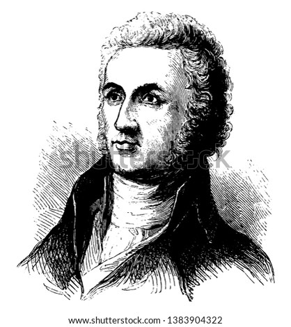 William Richardson Davie, 1756-1820, he was a military officer and tenth governor of North Carolina from 1798 to 1799, founder of the university of North Carolina, member of the federalist party