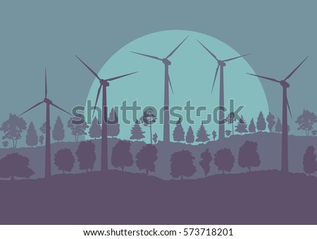 wind turbines high voltage