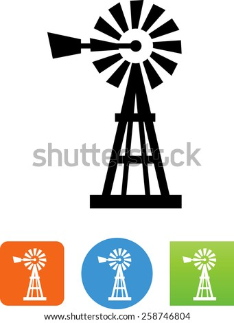 windmill symbol for download