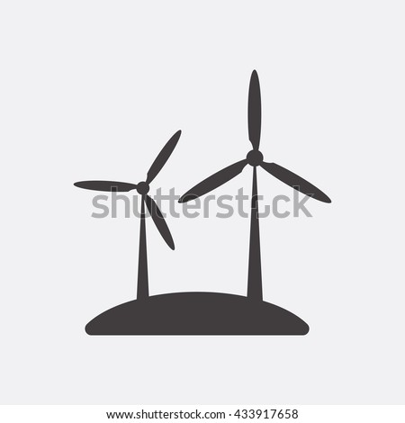 windmills icon  windmills icon