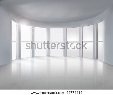 windows vector illustration