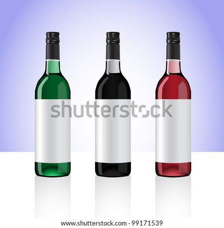 Wine bottles part 2