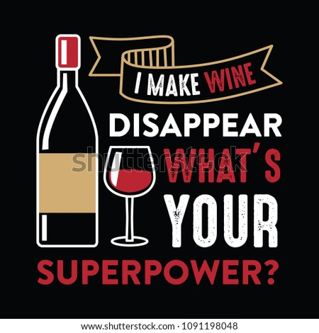 wine funny quote and saying