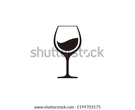 Wine icon symbol