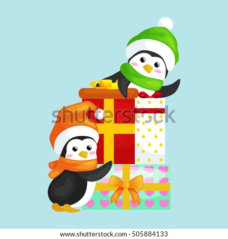 Happy bird gifts for christmas