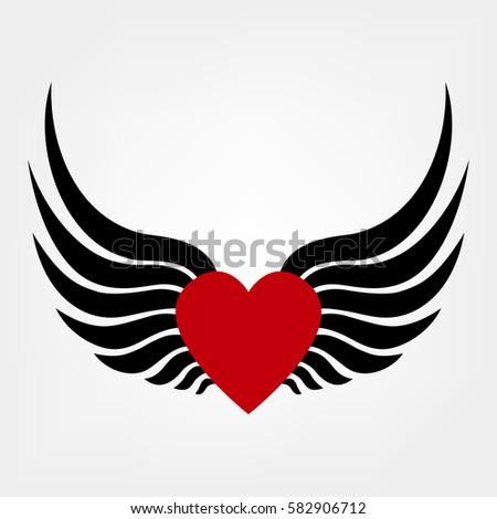 Heart Wings Ez Canvas