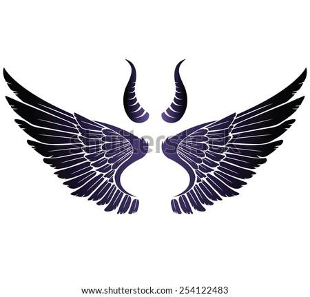 Maleficent Logo Vector