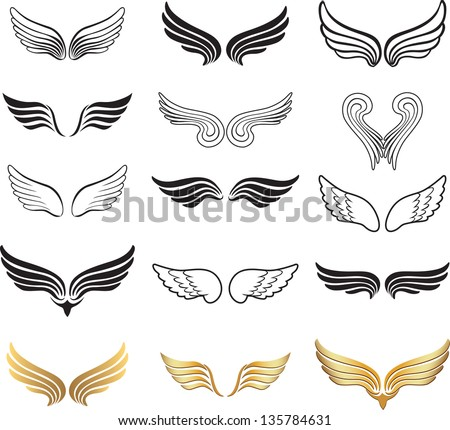 free vector wing download free vector art stock graphics images rh vecteezy com free vector wings clipart free vector wings clipart