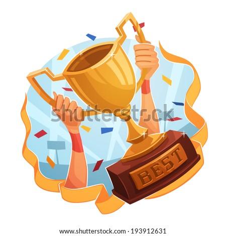 winner cup sporting