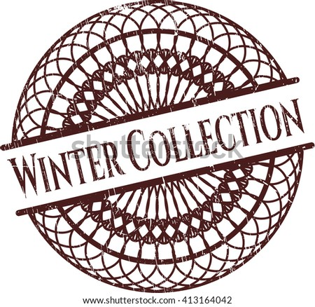 Winter Collection rubber seal