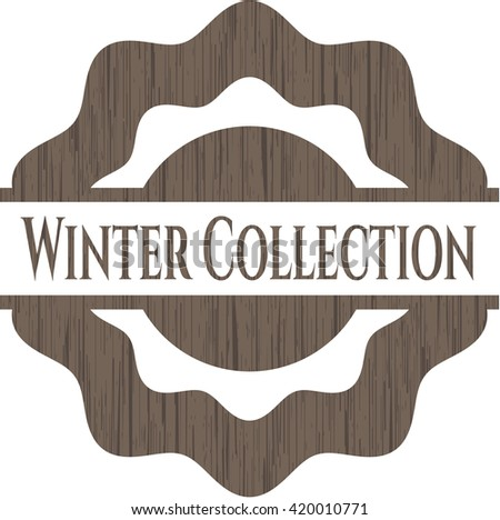 Winter Collection wood emblem