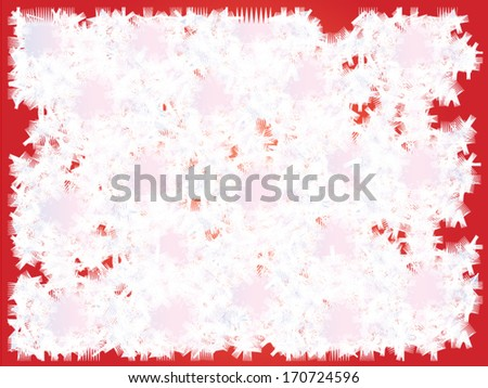 winter motif