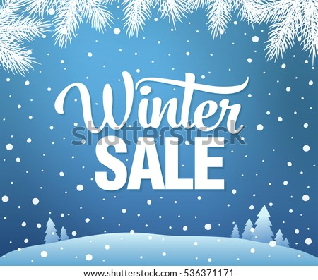 Winter Sale Banners Cool Street Banners