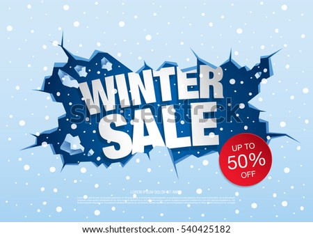 Winter Sale Banners 30 Year Banners