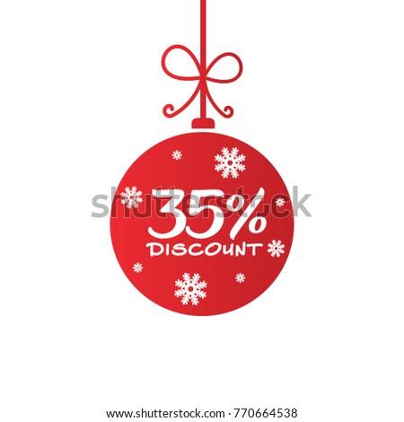 winter seasonal discount 35 for