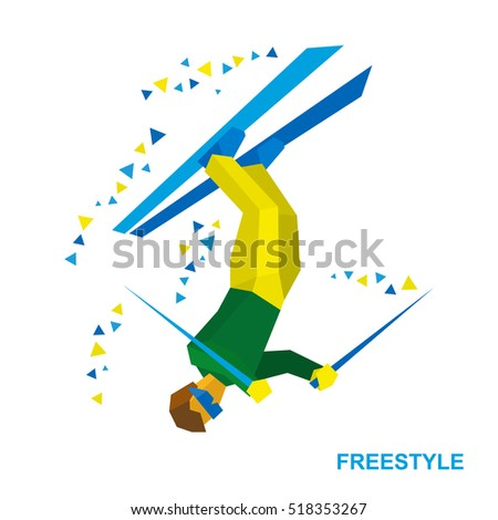 winter sports   freestyle