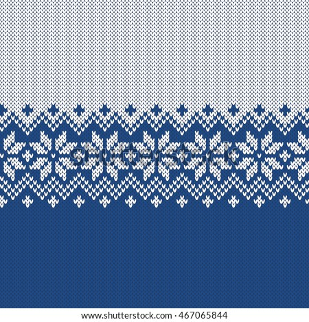 Vector Images, Illustrations and Cliparts: Winter Sweater Design ...