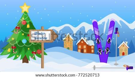 Winter season Popular Royalty-Free Vectors | Imageric com